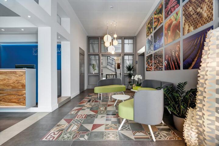 Hotel Medinblu Reception